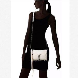 Rebecca Minkoff M.A.C Crossbody Bag Black Hardware